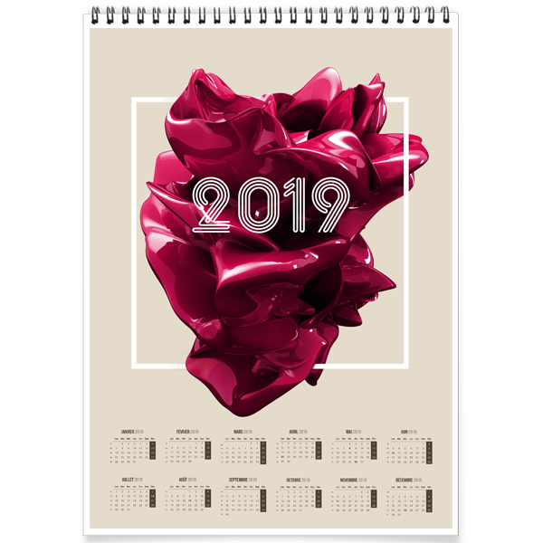 fabricant calendriers